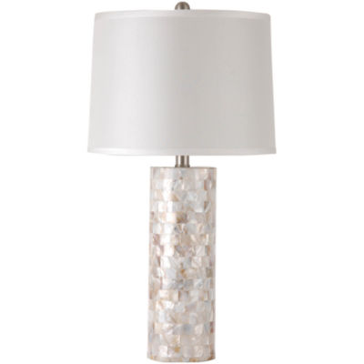 JCPenney Home™ Mother-of-Pearl Table Lamp