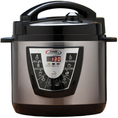 6 Quart Power Pressure Cooker XL