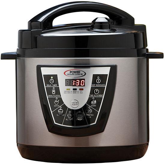 6 Quart Power Pressure Cooker XL