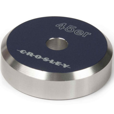 Crosley 45'er Aluminum Adapter
