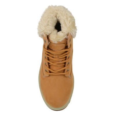 Lugz Empire Fur Womens Hiking Boots