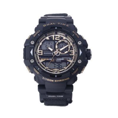 Wrist Armor Mens Strap Watch-37100029