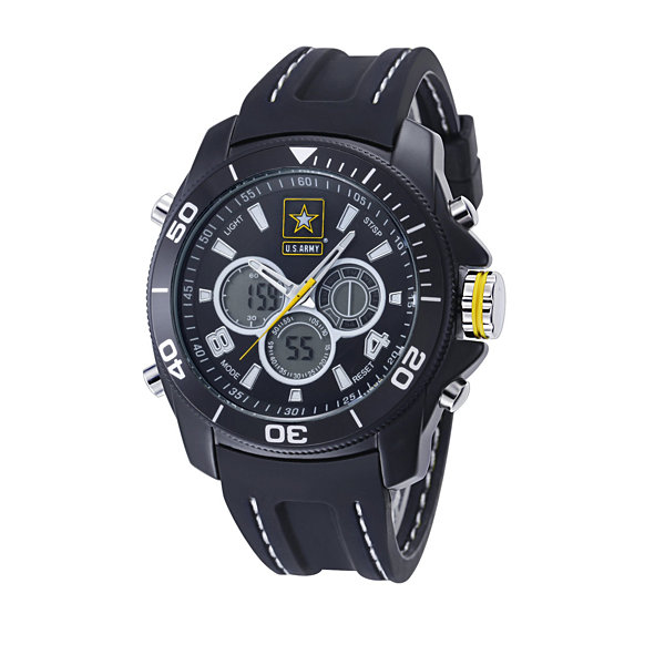 Wrist Armor Mens Strap Watch-37200015