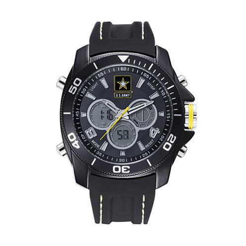 Wrist Armor Mens Strap Watch-37200015