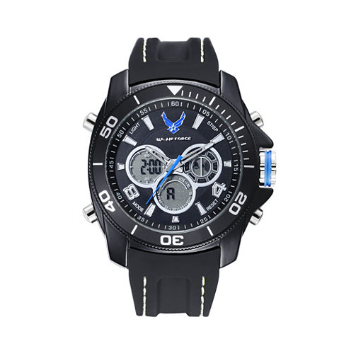 Wrist Armor Mens Strap Watch-37300009