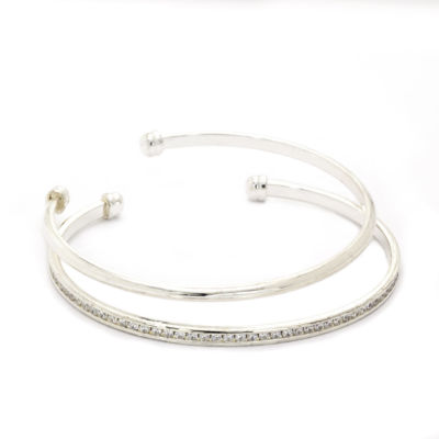 Sparkle Allure Bangle Bracelet