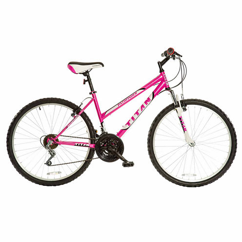 "Titan 26"" Womens Front Suspension Mountain Bike"
