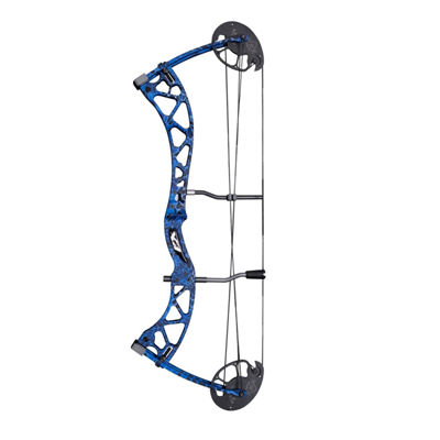 Martin Stratos CR Left Hand Fishing Package-Blue