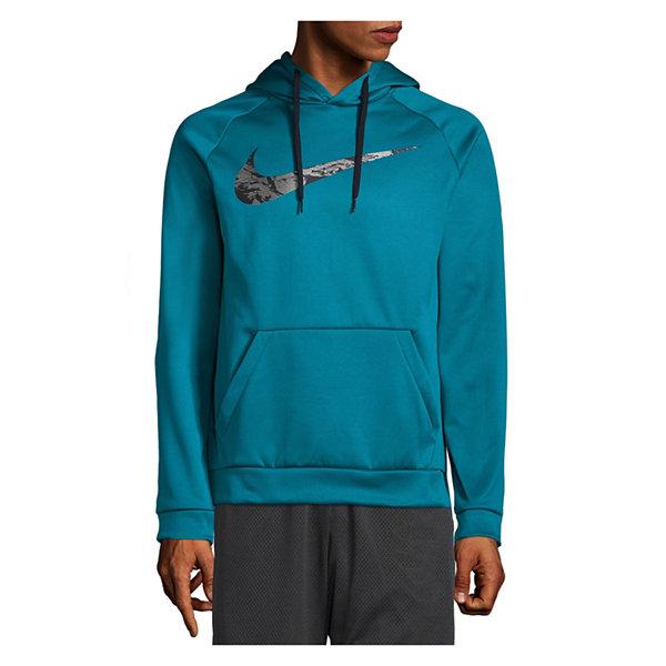 Nike Long Sleeve Fleece Hoodie Jcpenney
