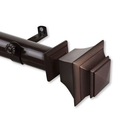 Rod Desyne Bach 1 1/2 IN Curtain Rod