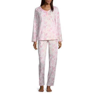 Adonna 2-pc. Microfleece Pant Pajama Set