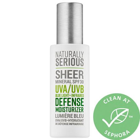 Superdrug Naturally Radiant Cream Normal/Dry Skin Spf 15