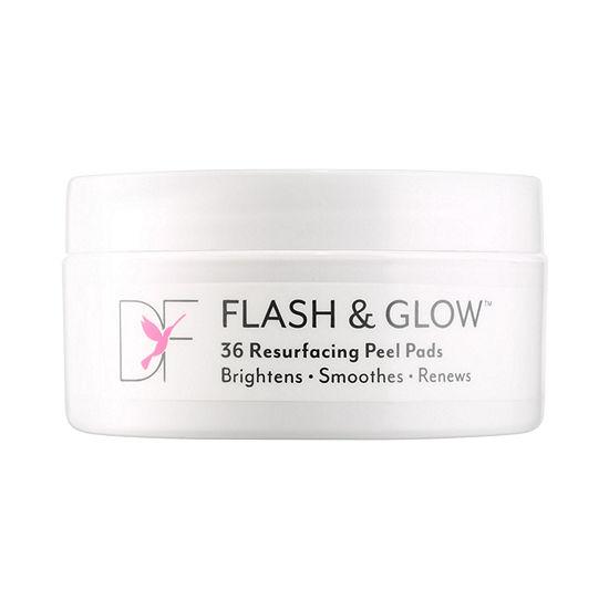 DERMAFLASH Flash & Glow Resurfacing Peel Pads