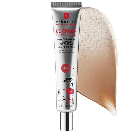 Erborian CC Crème High Definition Radiance Face Cream Skin Perfector