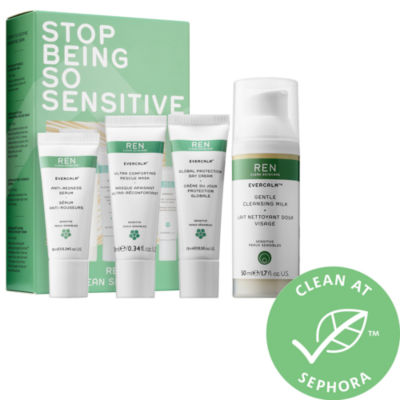 REN Clean Skincare Stop Being So Sensitive