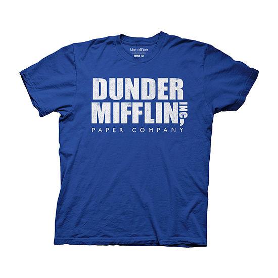 Mens The Office Dunder Mifflin Graphic T Shirt