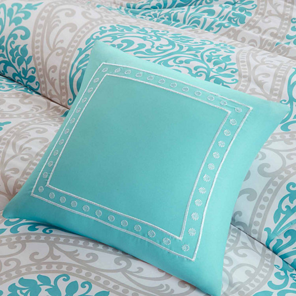 Intelligent Design Lilly Damask Comforter Set Jcpenney