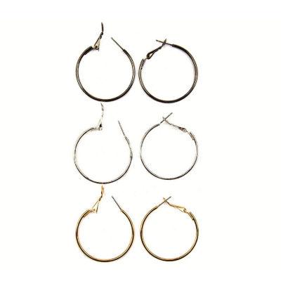 Arizona 3 Pair Earring Set