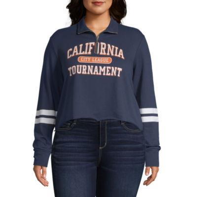 """""""California"""" Varsity Pullover - Juniors Plus"""