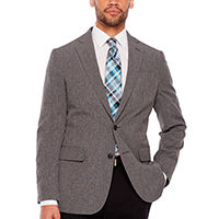 JCPenney deals on Stafford Life In Motion Stretch Classic Fit Tonal Sport Coat