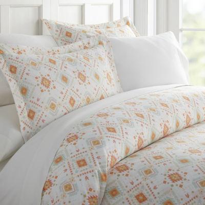 Casual Comfort Premium Ultra Soft Aztec Dreams Duvet Cover Set