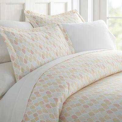 Casual Comfort Premium Ultra Soft Fall Foliage Duvet Cover Set