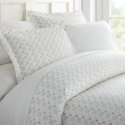 Casual Comfort Premium Ultra Soft Lights Duvet Cover Set