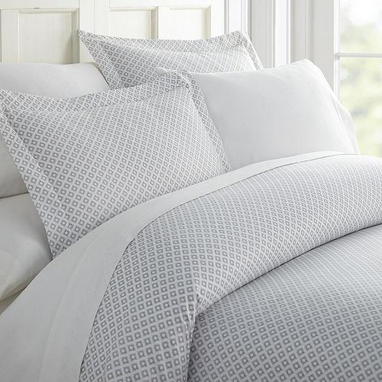 Casual Comfort Premium Ultra Soft Polaris Duvet Cover Set