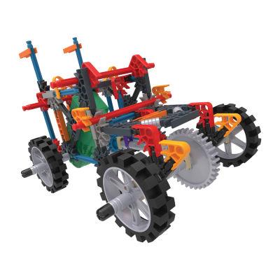 K'NEX Imagine 4WD Demolition Truck Building Set  402 Pieces