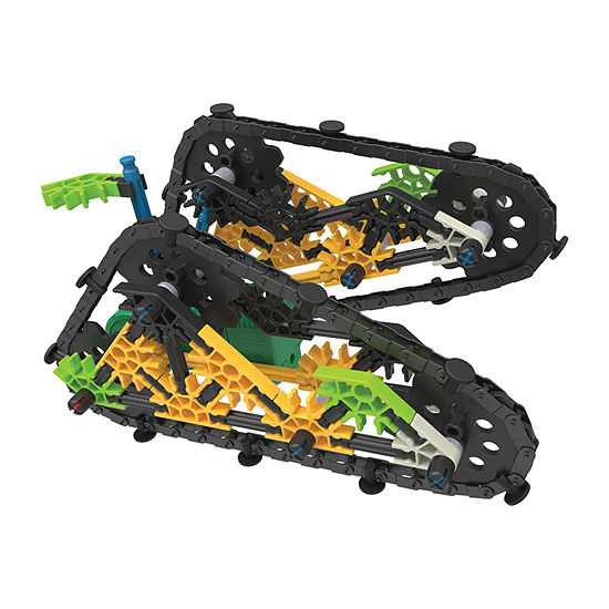 K'NEX Imagine 4WD Crusher Tank Building Set  249 Pieces