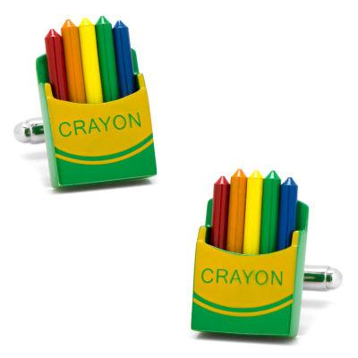 Crayon Box Cufflinks Cufflinks