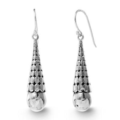 Willowbird Oblong Drop Earrings