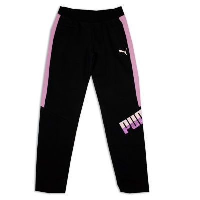 Puma Colorblock Track Pant - Girls Preschool