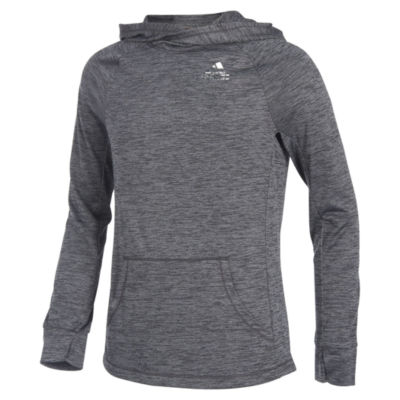 adidas Girls Hoodie-Big Kid