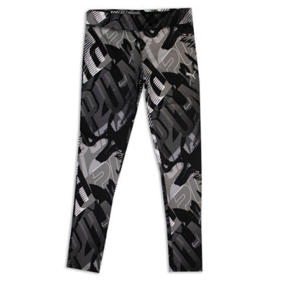 Puma Print Legging - Girls' 7-16