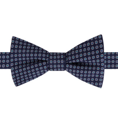 Stafford Dots Bow Tie