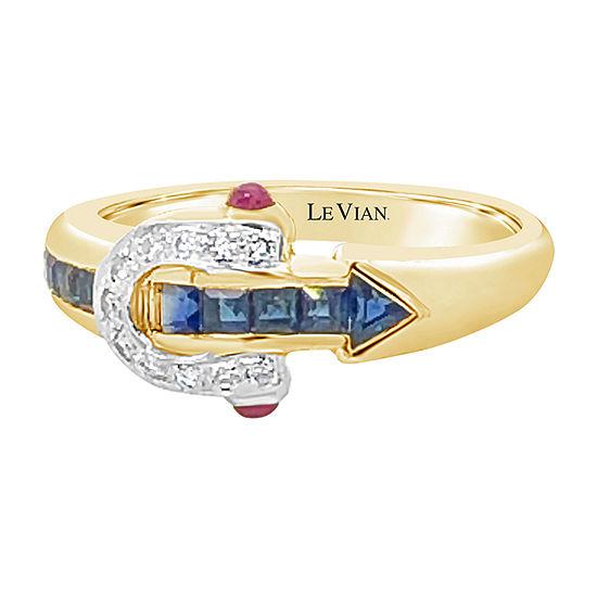 Le Vian Grand Sample Sale™ Ring featuring Passion Ruby™ Vanilla Diamonds® set in 18K