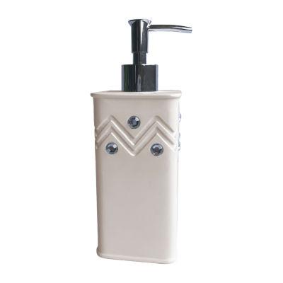 Popular Bath Diamond Wave Soap Dispenser