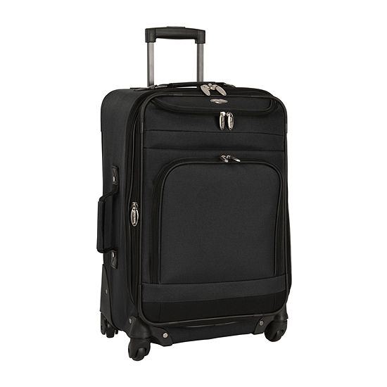 Travel Gear 21 Inch Expandable Spinner Upright Luggage