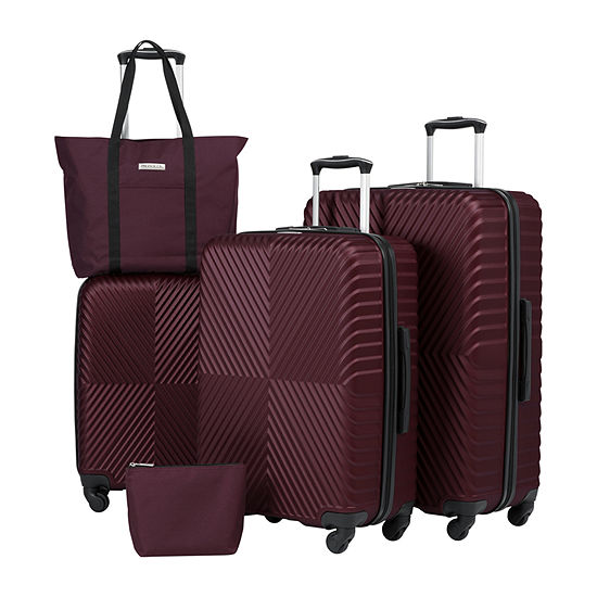Protocol Logan 5-pc. Hardside Luggage Set