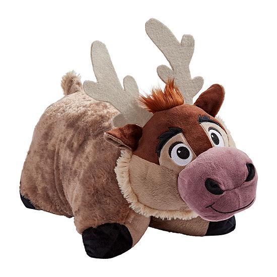 Pillow Pets Disney Frozen Ii Sven Stuff Animal Plush Toy