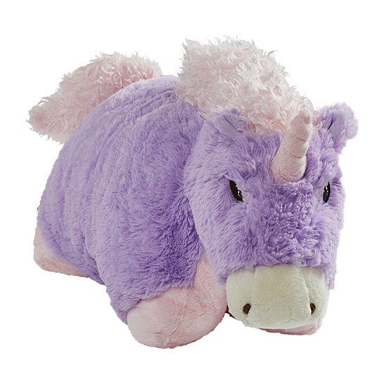 Pillow Pets Signature Magical Unicorn Stuff Animal Plush Toy