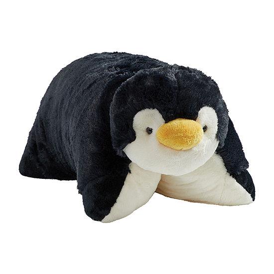 Pillow Pets Signature Playful Penguin Stuff Animal Plush Toy