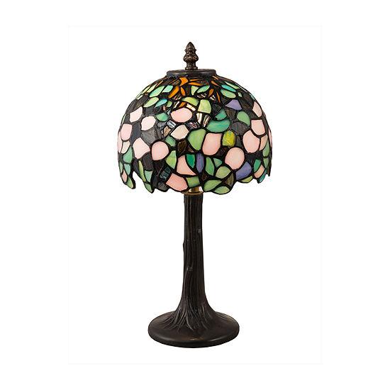 Dale Tiffany Hayward Glass Table Lamp