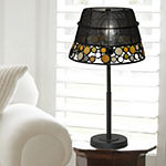Dale Tiffany Orilla Mesh Glass Table Lamp