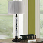 Dale Tiffany Vincenzo Crystal Buffet Crystal Table Lamp
