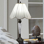Dale Tiffany Lucia Crystal Crystal Table Lamp