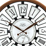 Firstime Outdoor Plaques Wall Clock