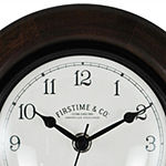Firstime Evans Wall Clock