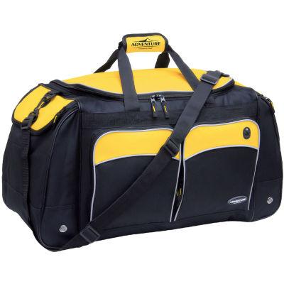 "Travelers Club Adventure 28"" Duffel Bag"